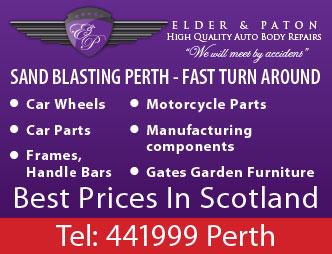 Car Body Repair Perth Scotland